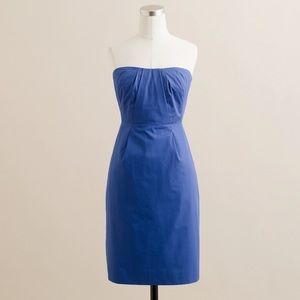 J. Crew bridal collection cocktail Erica dress